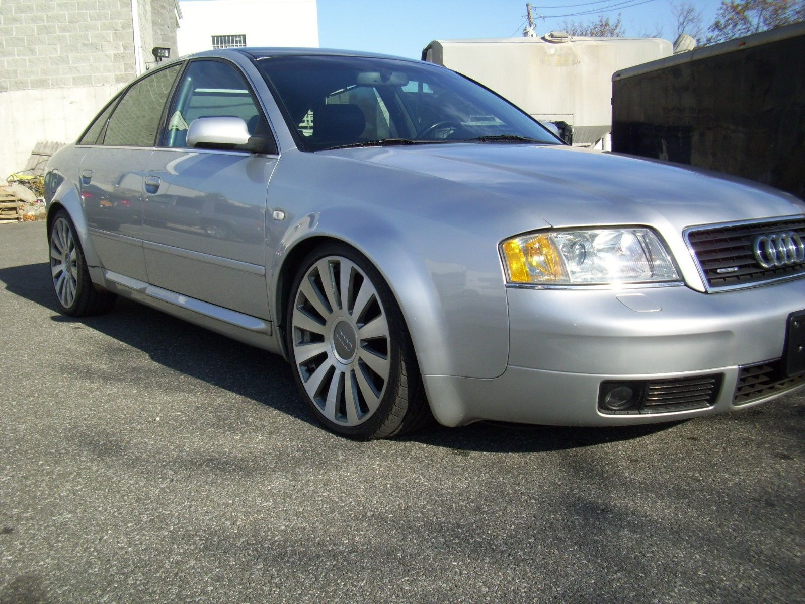 Awesome 2001 Audi A6 Base Sedan 4 Door 2001 Audi A6