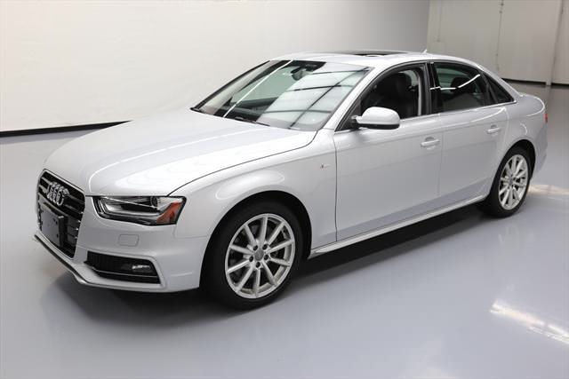Volkswagen Certified Pre-Owned >> Awesome 2014 Audi A4 Base Sedan 4-Door 2014 AUDI A4 2.0T ...