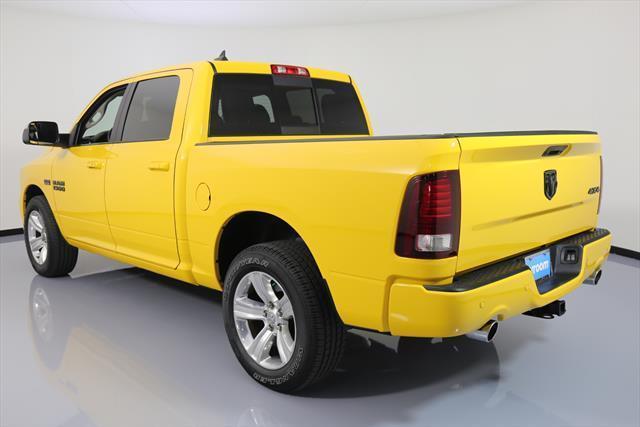 Nissan Altima 2.5Sl >> Awesome 2016 Dodge Ram 1500 Sport Crew Cab Pickup 4-Door ...