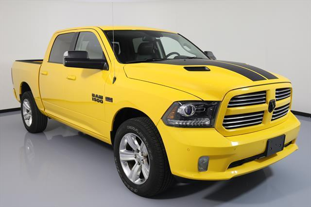 awesome 2016 dodge ram 1500 sport crew cab pickup 4 door 2016 dodge ram 1500 sport crew 4x4 hemi. Black Bedroom Furniture Sets. Home Design Ideas