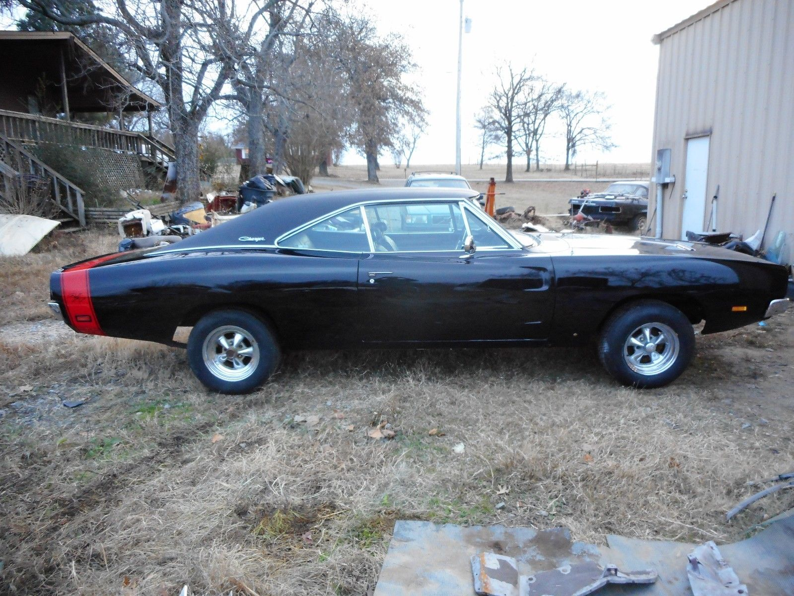 Awesome 1969 Dodge Charger 69 Dodge Charger R T Clone