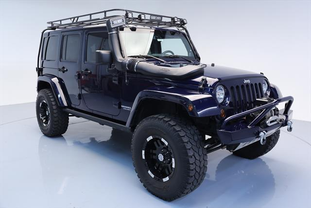 Amazing 2013 Jeep Wrangler Unlimited Rubicon Sport Utility ...