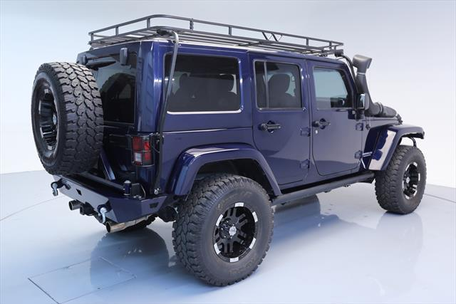 Amazing 2013 Jeep Wrangler Unlimited Rubicon Sport Utility
