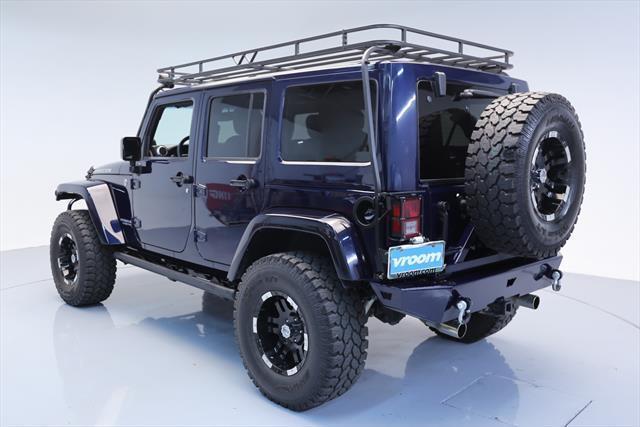 Amazing 2013 Jeep Wrangler Unlimited Rubicon Sport Utility ...