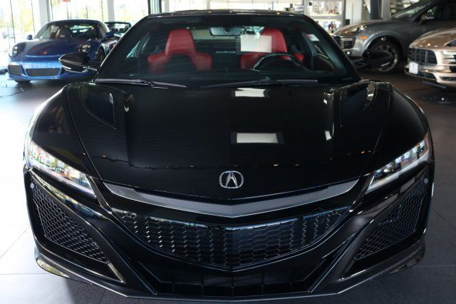 Awesome 2017 Acura NSX Base Coupe 2-Door 2017 Coupe Used ...