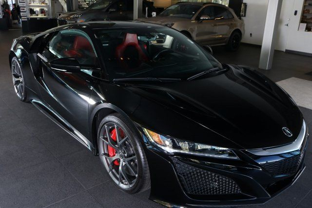 Awesome 2017 Acura NSX Base Coupe 2-Door 2017 Coupe Used Twin Turbo Gas/Electric V-6 3.5 L/213 ...