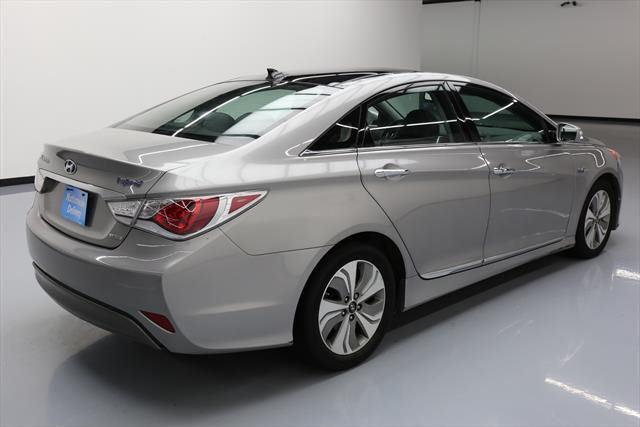 2016 Hyundai Elantra Value Edition >> 2013 Hyundai Sonata Hybrid Limited Sedan 4-Door 2013 ...