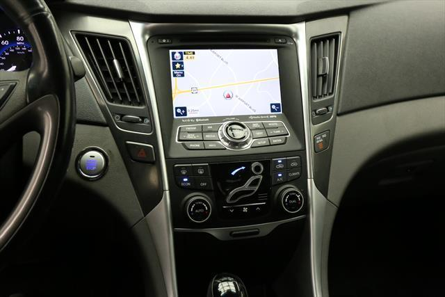 Hyundai Certified Pre-Owned >> 2013 Hyundai Sonata Hybrid Limited Sedan 4-Door 2013 ...
