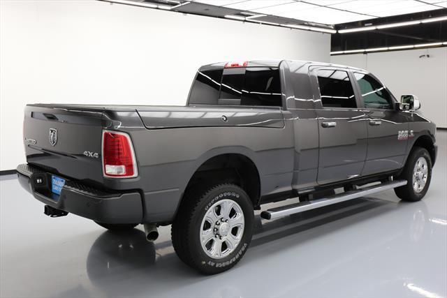 great 2015 dodge ram 2500 laramie longhorn crew cab pickup 4 door 2015 dodge ram 2500 ltd mega. Black Bedroom Furniture Sets. Home Design Ideas