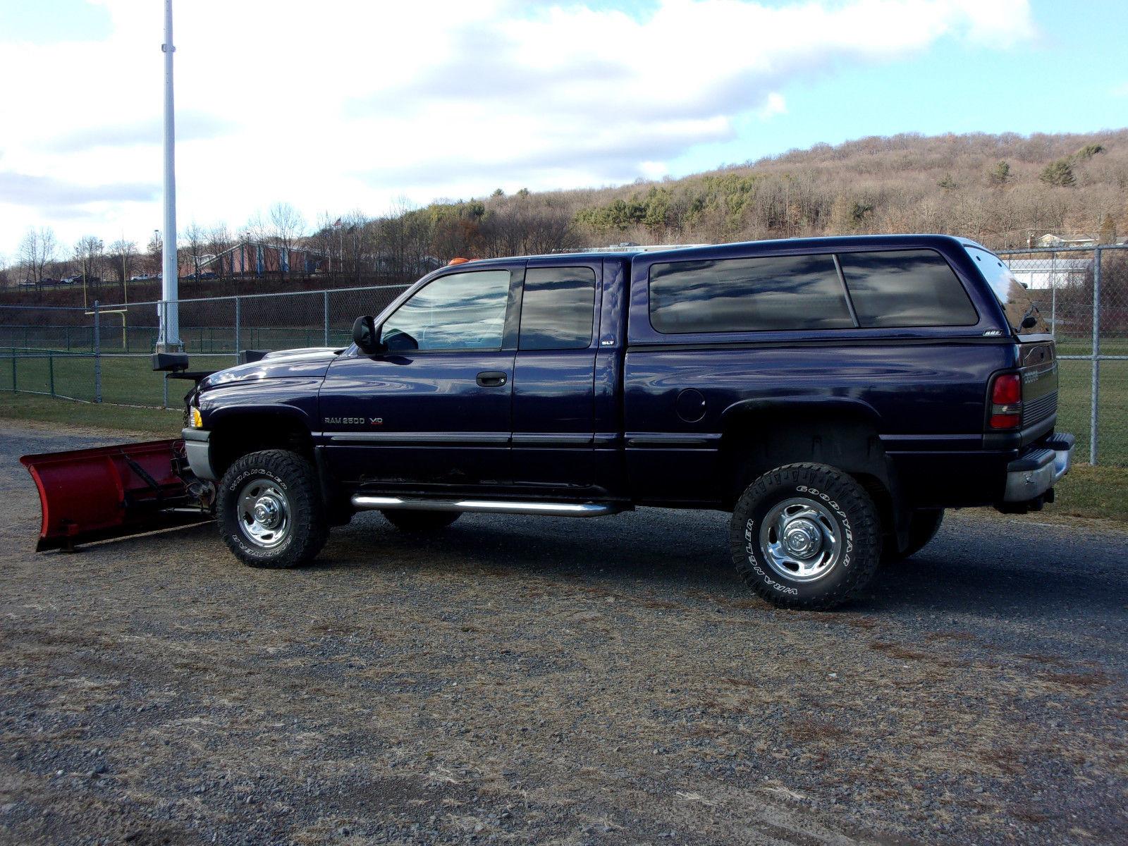Amazing 1999 Dodge Ram 2500 SLT Laramie Quad Cab Pickup 4 Door 1999