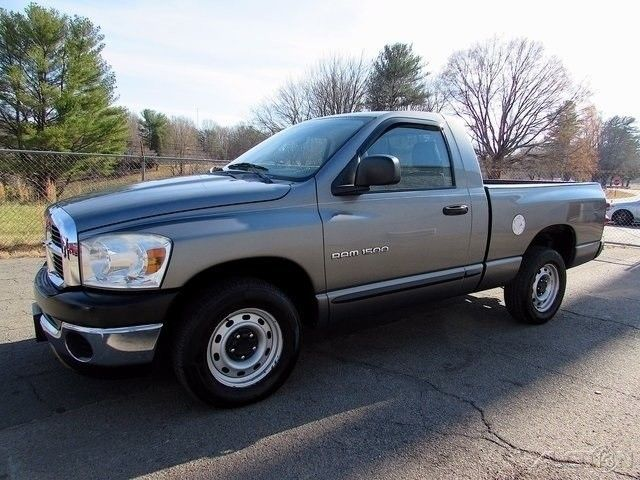2007 Dodge Ram 1500 ST Standard Cab Pickup 2-Door 07 Dodge ...