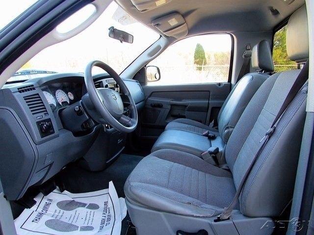 Great 2007 Dodge Ram 1500 St Standard Cab Pickup 2 Door 07