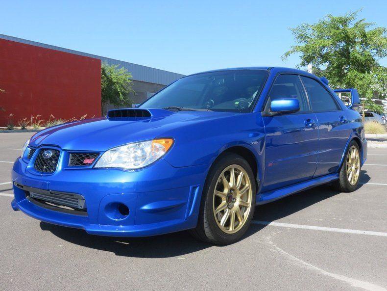 Awesome 2007 Subaru Impreza Wrx Wrx Sti 2007 Subaru Impreza Wrx Sti