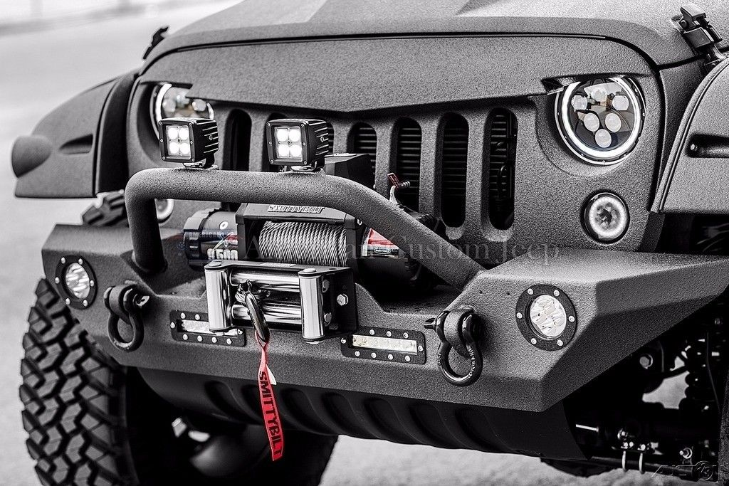 Great 2017 Jeep Wrangler Custom Unlimited Sport Utility 4-Door 2017 Sport Used 3.6L V6 24V ...