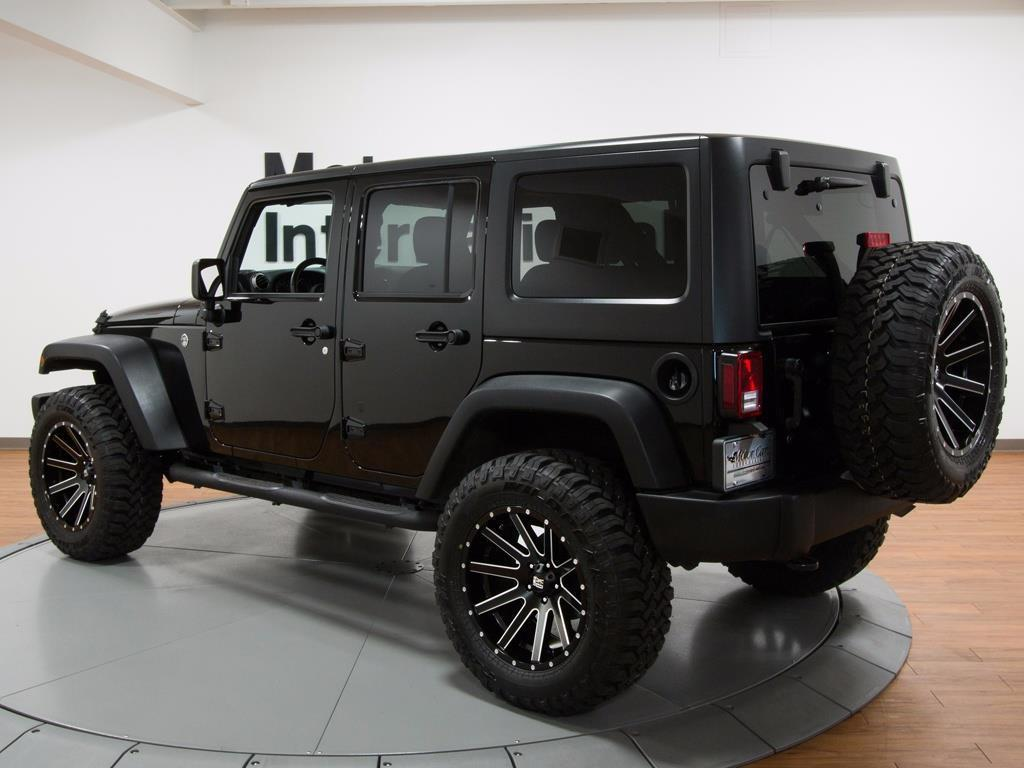 amazing 2017 jeep wrangler unlimited sport s 2017 jeep wrangler unlimited sport s 5010 miles. Black Bedroom Furniture Sets. Home Design Ideas