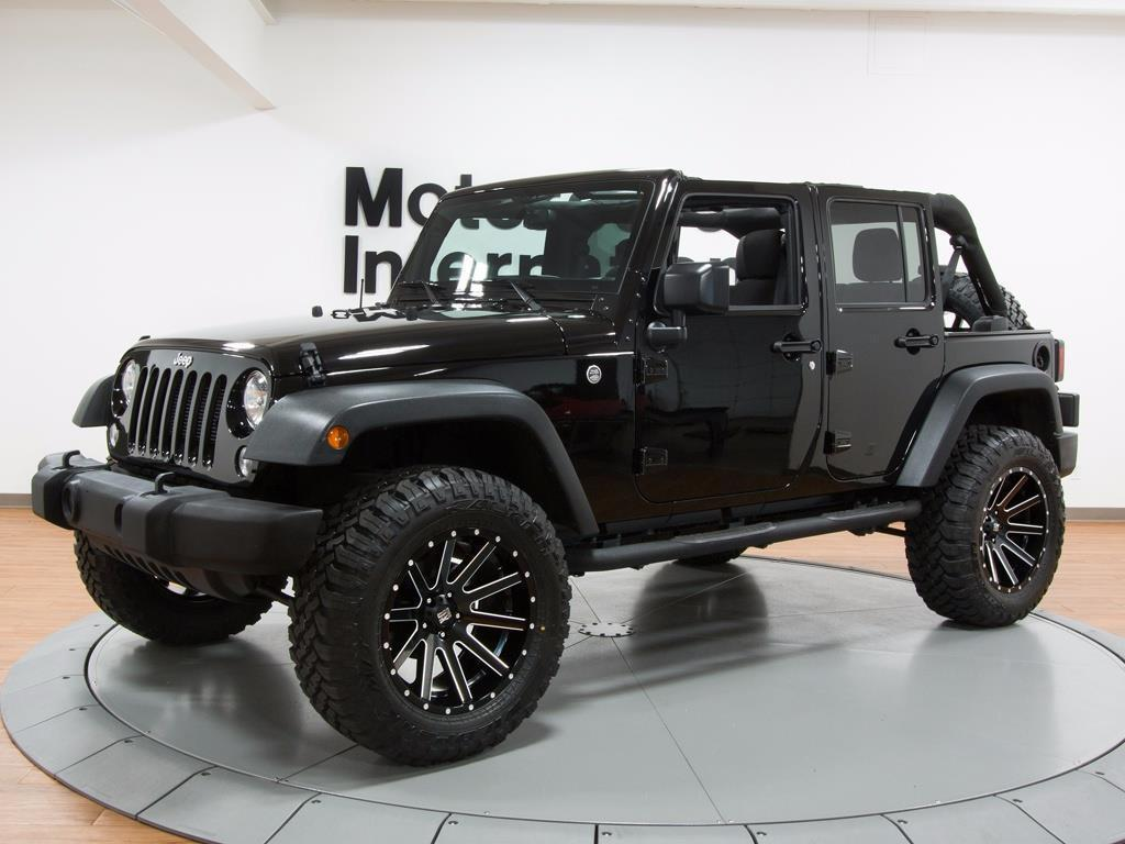 Amazing 2017 Jeep Wrangler Unlimited Sport S 2017 Jeep