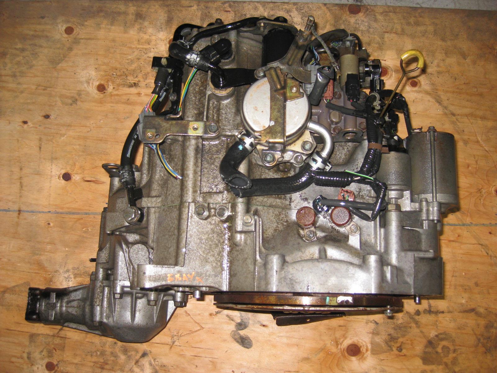 2002 Acura Mdx Transmission