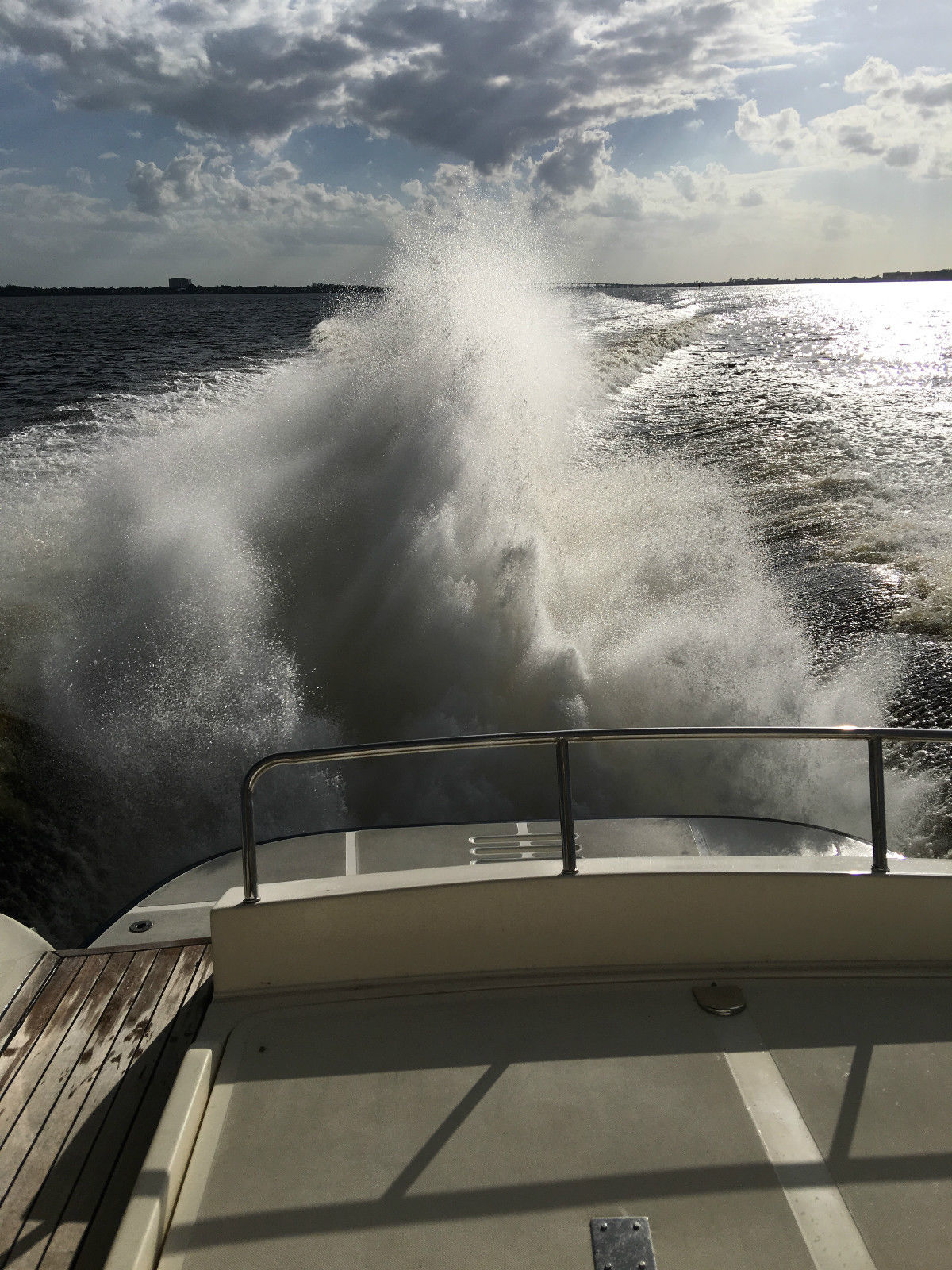 Amazing RARE 48 BAIA FLASH 2006 with Twin 715 HP Cats and