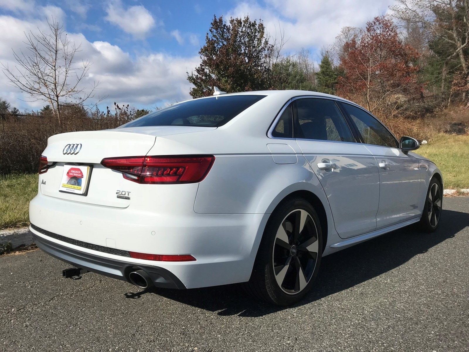 Awesome 2017 Audi A4 Premium Plus First Edition 2017 A4 2 0t Quattro