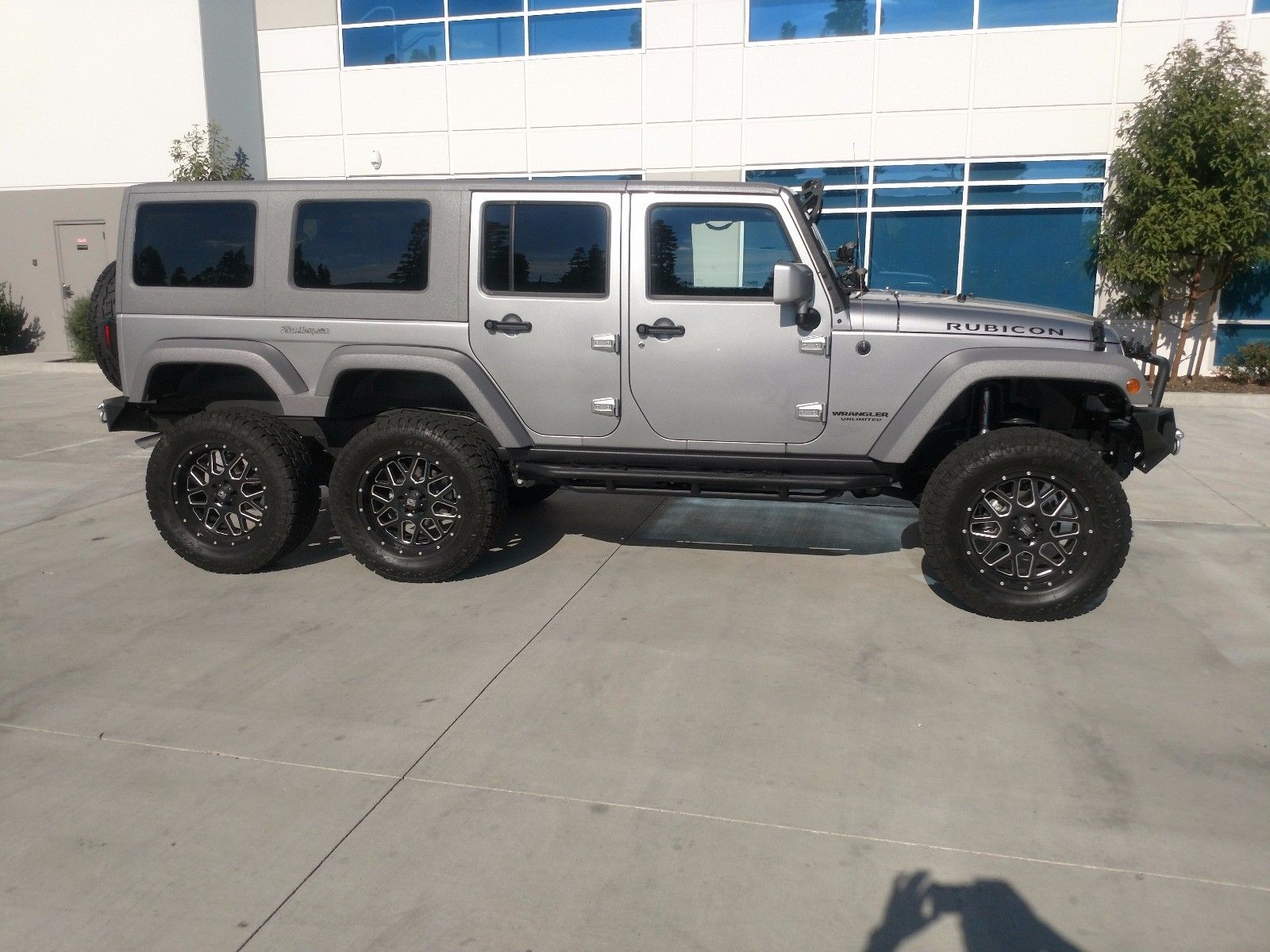 great 2017 jeep wrangler rubicon 2017 jeep wrangler rubicon 6 wheel no reserve 2018 2019 24carshop. Black Bedroom Furniture Sets. Home Design Ideas
