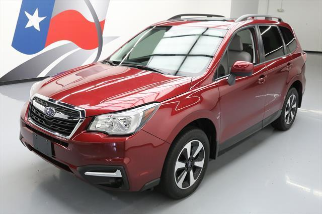Awesome 2017 Subaru Forester 2 5i Premium Awd Pzev Rear Cam 8k 411270 Texas Direct Auto 2018