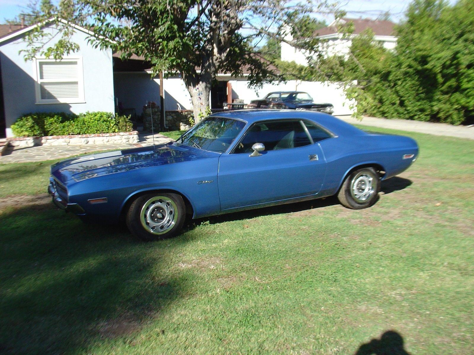 Amazing 1971 Dodge Challenger Challenger 1971 Dodge