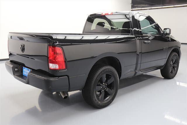 great 2017 dodge ram 1500 st standard cab pickup 2 door 2017 dodge ram 1500 black express reg. Black Bedroom Furniture Sets. Home Design Ideas