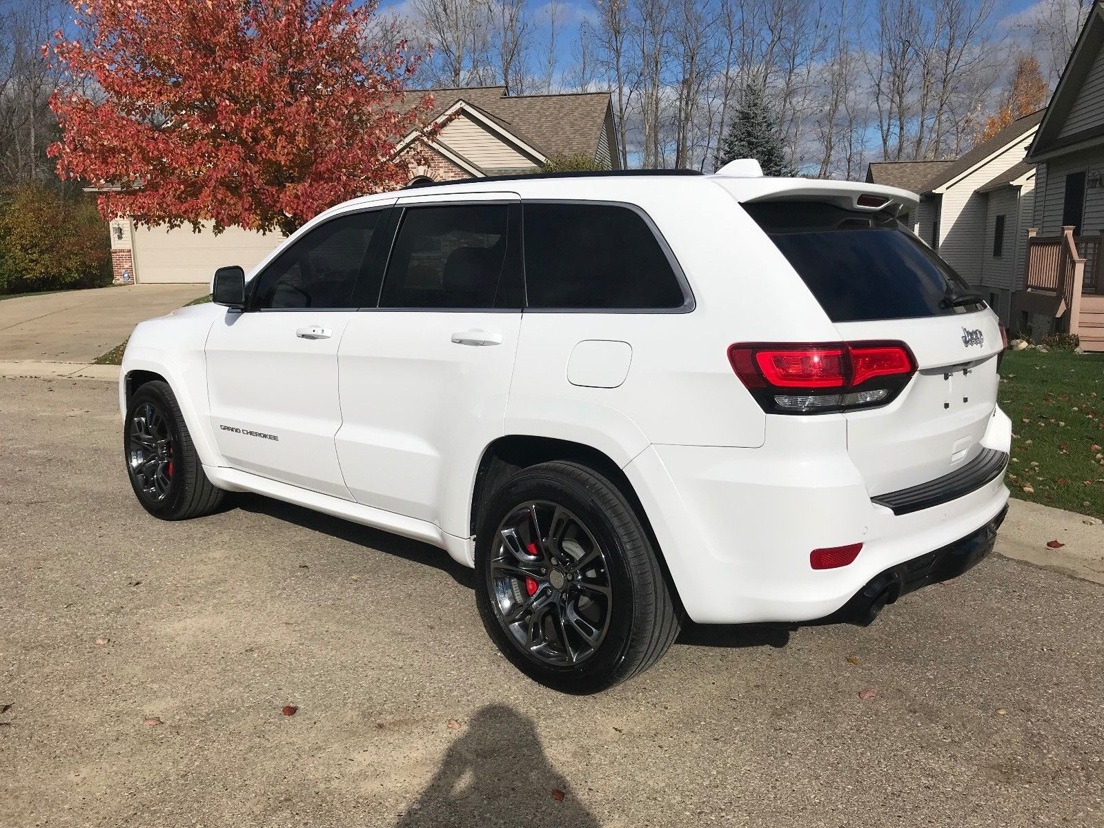 Grand Cherokee Srt8 For Sale >> Amazing 2015 Jeep Grand Cherokee SRT-8 2015 Jeep grand ...