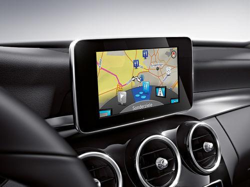 SD Card Garmin Map Pilot 2016 North America Mercedes-Benz Navigation A2189066002