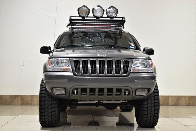 Used 2002 Jeep Grand Cherokee LIFTED 4X4 2002 JEEP GRAND ...