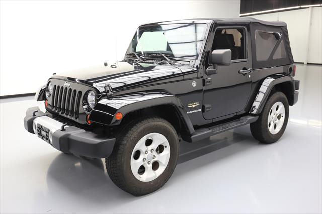 great 2013 jeep wrangler sahara sport utility 2 door 2013 jeep wrangler sahara convertible 4x4 6. Black Bedroom Furniture Sets. Home Design Ideas