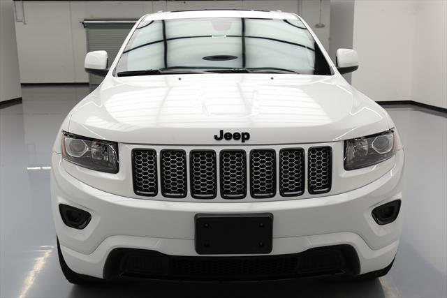 awesome 2014 jeep grand cherokee 2014 jeep grand cherokee altitude 4x4 sunroof 42k miles 580021. Black Bedroom Furniture Sets. Home Design Ideas