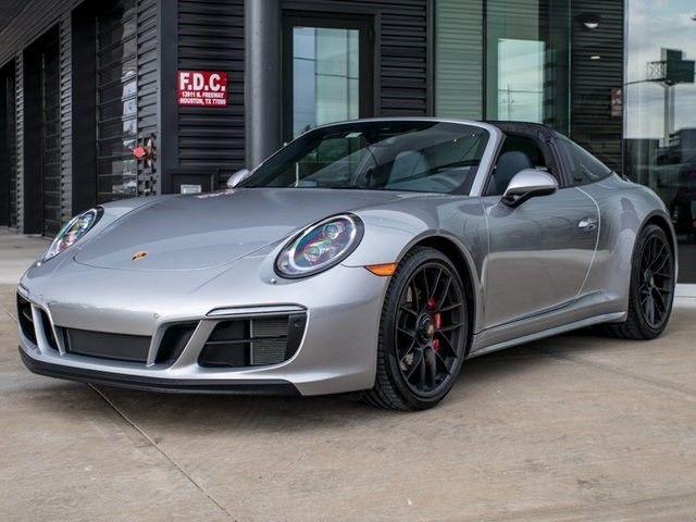 Awesome 2018 Porsche 911 Targa 4 GTS 2018 Porsche 911 ...