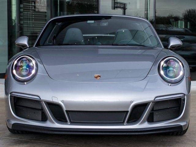 Silver Honda Civic >> Awesome 2018 Porsche 911 Targa 4 GTS 2018 Porsche 911
