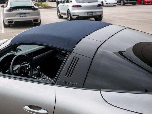 Porsche Targa For Sale >> Awesome 2018 Porsche 911 Targa 4 GTS 2018 Porsche 911 Targa 4 GTS 1,696 Miles GT Silver Metallic ...