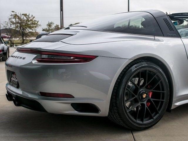2017 Dodge Charger >> Awesome 2018 Porsche 911 Targa 4 GTS 2018 Porsche 911 Targa 4 GTS 1,696 Miles GT Silver Metallic ...