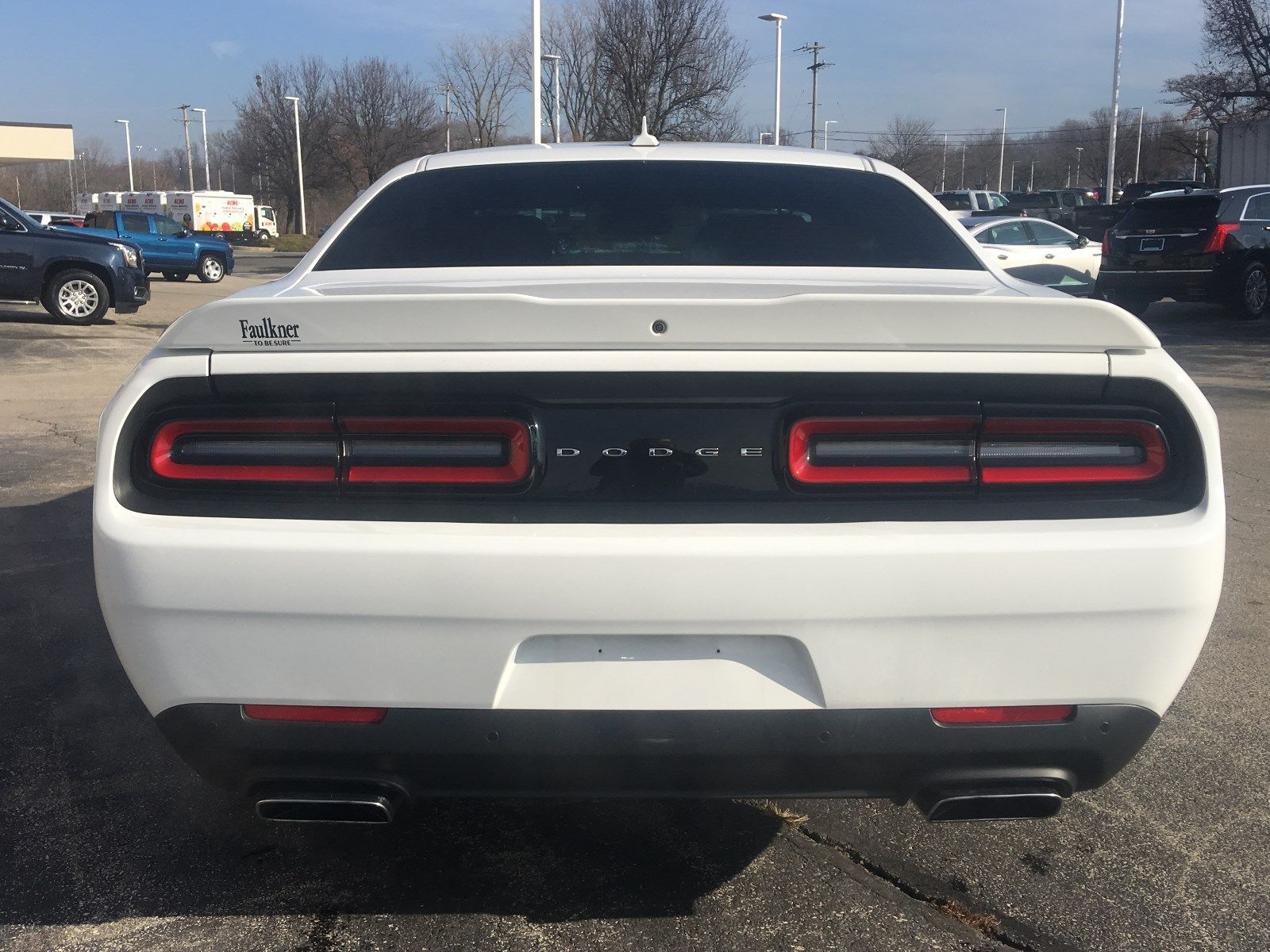 Great 2016 Dodge Challenger White Dodge Challenger R T