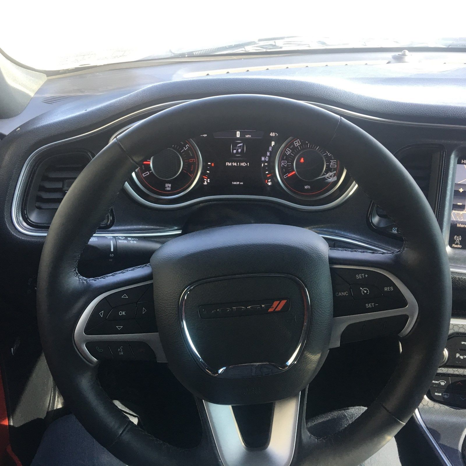 Dodge Challenger Interior >> Great 2016 Dodge Challenger White Dodge Challenger R/T ...