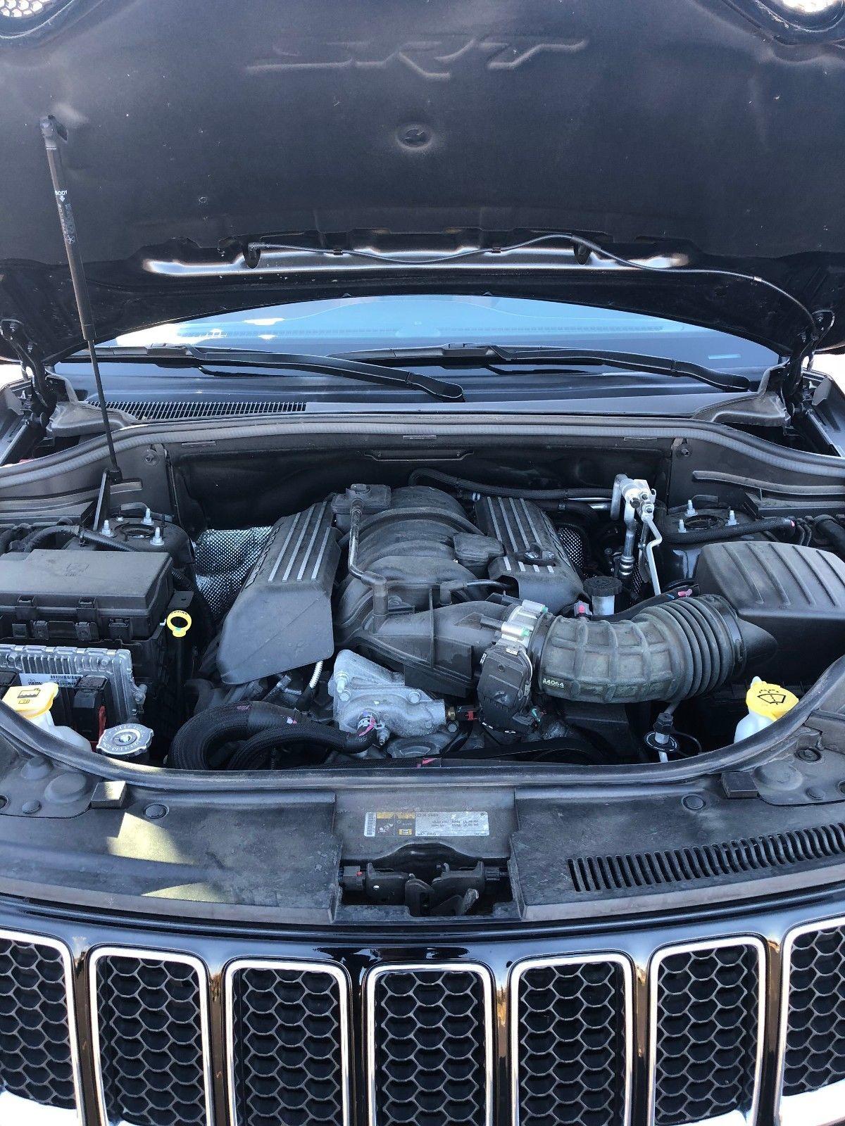 2014 Jeep Grand Cherokee Rt Grand Cherokee Limited Edition