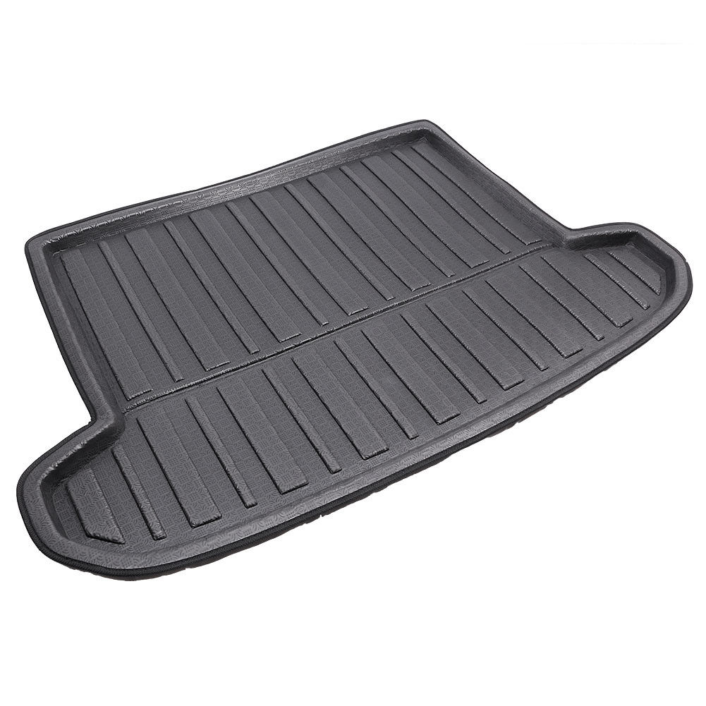 Awesome Car Black Rear Trunk Cargo Tray Mat Liner Carpet