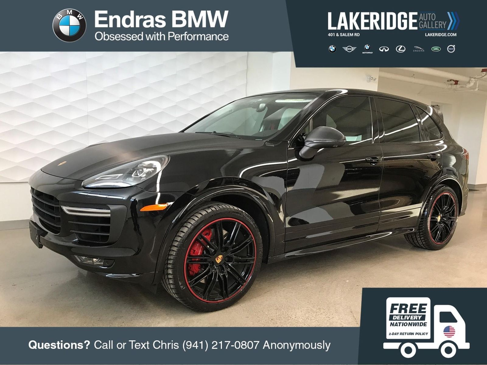 2016 Porsche Cayenne Gts 2016 Porsche Cayenne Gts 9 416 Miles Jet Black Metallic Sport Utility V6 Cylinde 2017 2018 Is In Stock And For Sale 24carshop Com