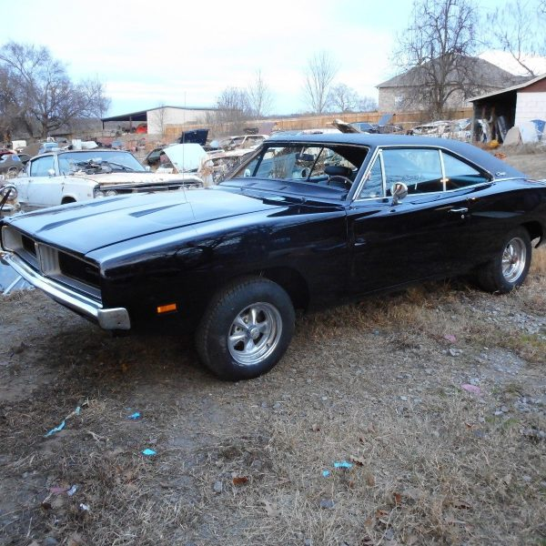 Awesome 1969 Dodge Charger 69 Dodge Charger R/T Clone