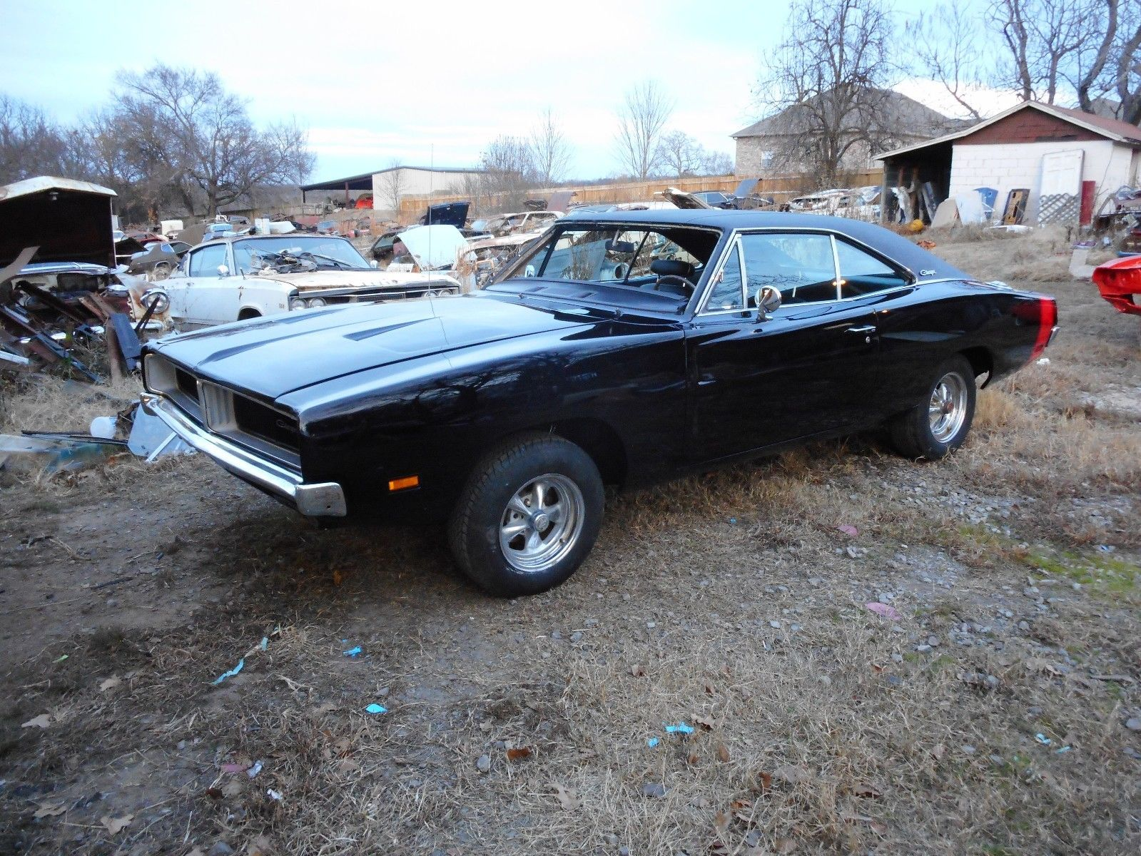 Awesome 1969 Dodge Charger 69 R T Clone Super Straight Solid No Rust Nice Paint New Interior 2018 2019