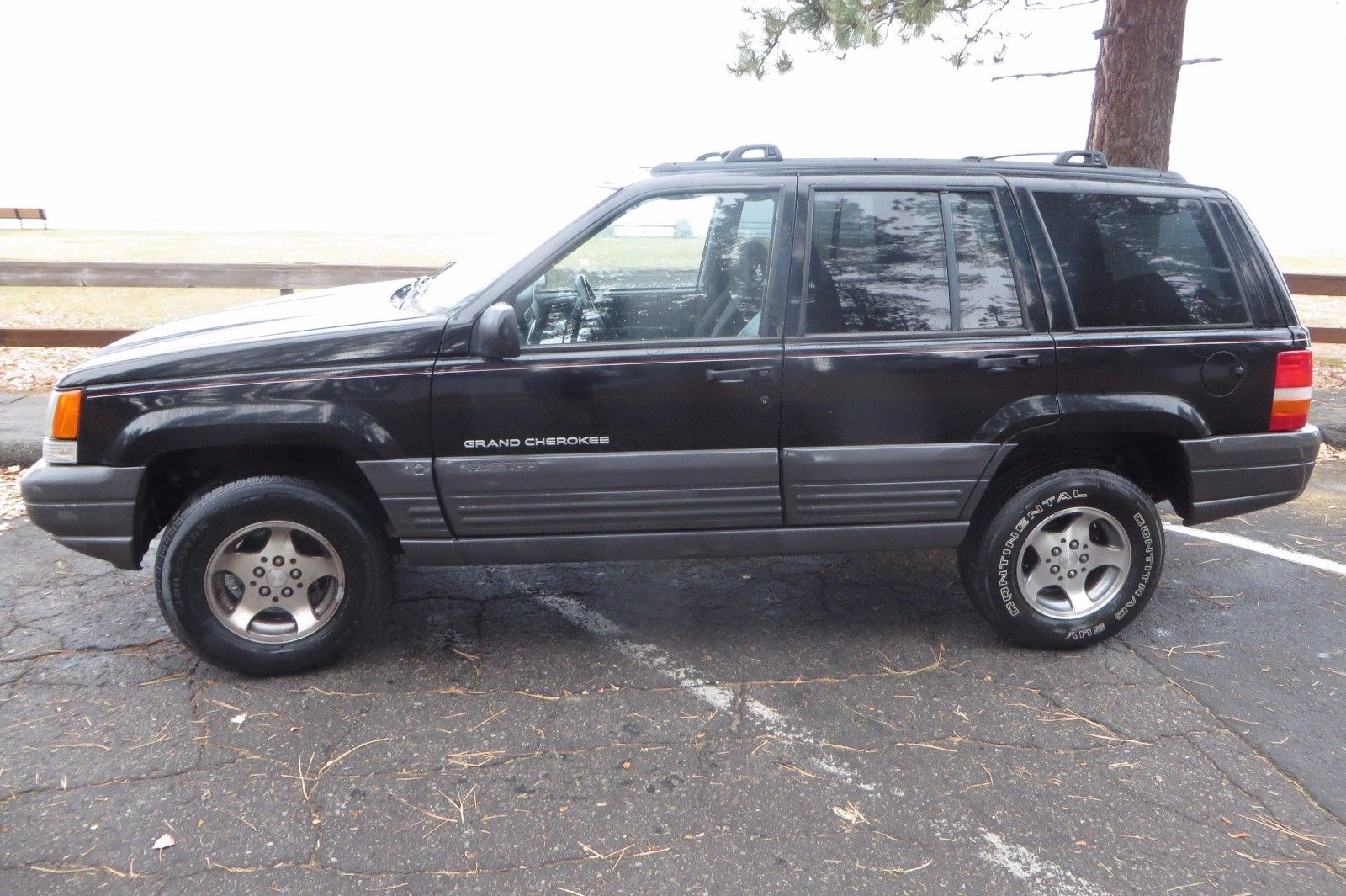 Awesome 1997 Jeep Grand Cherokee Laredo Sport Utility 4 Door Jeep Grand  Cherokee Laredo Sport Package CA Black Utility 4Door 4.0L LOW RESERVE  2017/2018