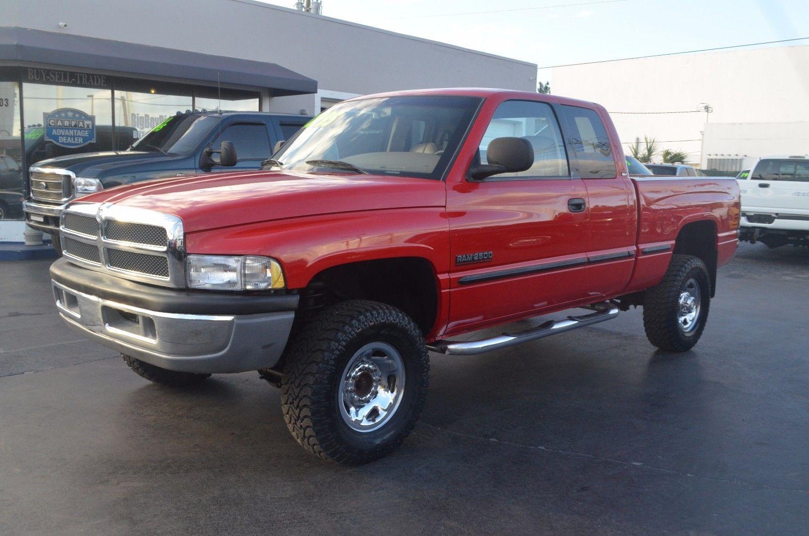 1999 Dodge Ram 2500 Slt Laramie 1999 Dodge Ram 2500 Laramie Slt 5 9 Cummins Turbo Diesel 4x4 Leather Shipping 2018 2019 24carshop Com