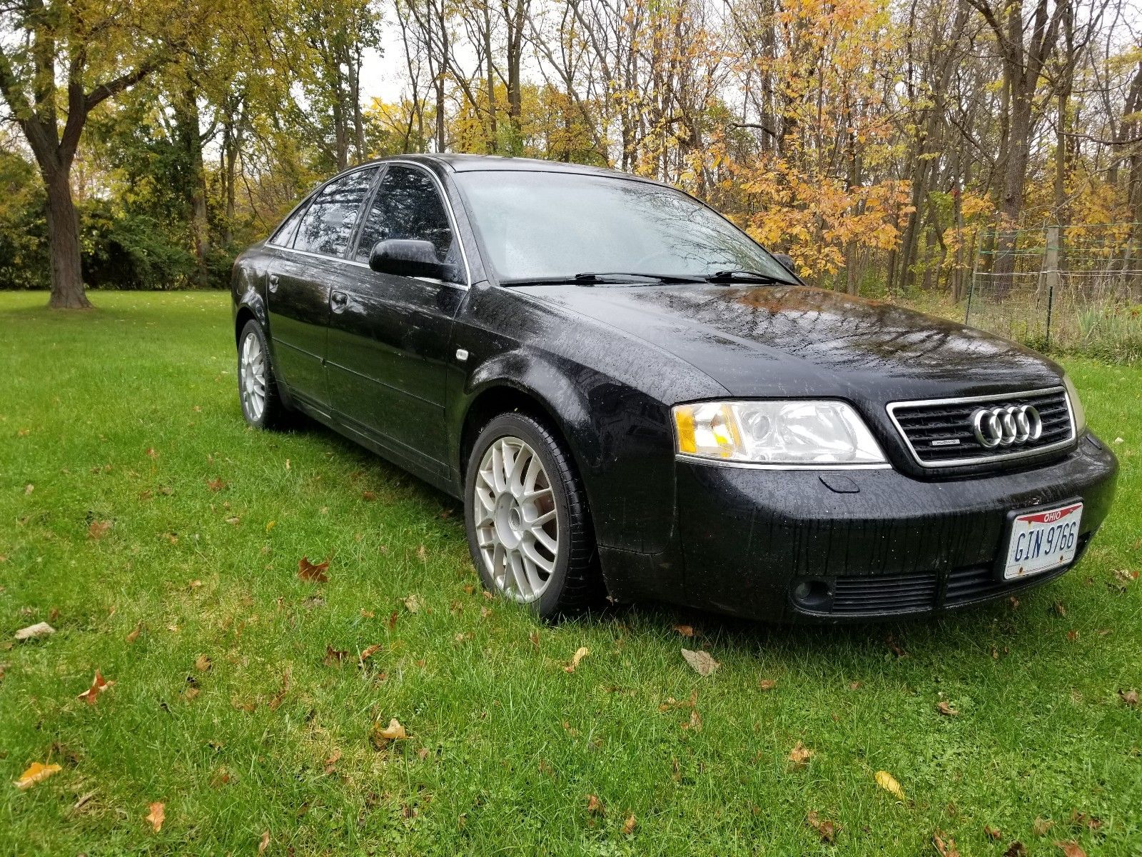Amazing Audi A Audi A T TwinTurbo Quattro Runs And - 2000 audi a6