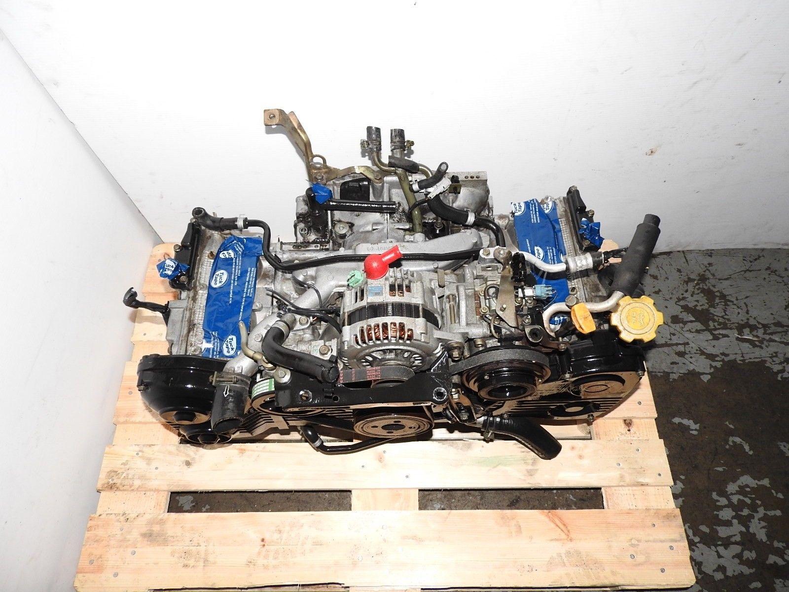 Amazing 2002 2003 2004 2005 SUBARU IMPREZA WRX 2 0L TURBO ENGINE JDM EJ205  TURBO 2017 2018
