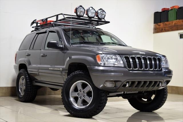 2017 Jeep Cherokee Lifted >> Awesome 2002 Jeep Grand Cherokee LIFTED 4X4 2002 JEEP GRAND CHEROKEE OVERLAND QUADRA-DRIVE ...
