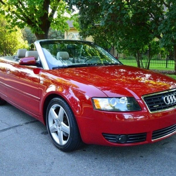 Great 2004 Audi A4 Quattro BEAUTIFUL 2004 AUDI A4