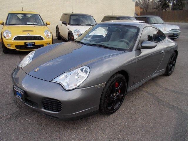 Amazing 2004 Porsche 911 Carrera 4s 2004 Porsche 911 C4s Coupe 6